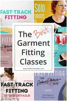 Sewing Clothes Best garment fitting classes - Learn how to measure yourself and alter a pattern before you sew a stitch. Save time and fabric by getting your fitting done first! Sewing Basics, Sewing For Beginners, Sewing Hacks, Sewing Tutorials, Sewing Crafts, Sewing Projects, Dress Tutorials, Diy Crafts, Sewing Patterns For Kids