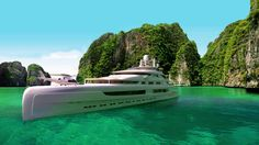 Pride Mega Yachts has announced the sale of the China's most massive yacht, Illusion, which is almost 300 feet long. We don't know who bought it or for how much, but we do know that the delivery date is sometime in 2015.