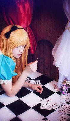 Modern Fairytale | Alice in Wonderland | Jamie B