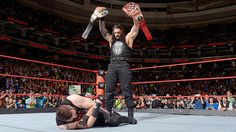 Roman Reigns & Kevin Owens