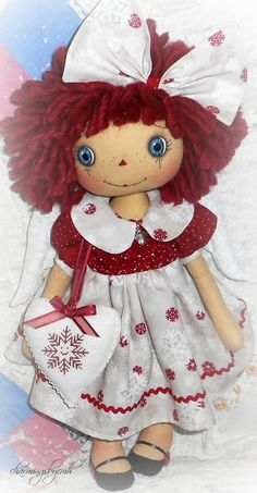 charmingsbycmh: AVAILABLE ANNIE DOLLS