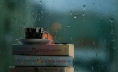 a book + a cup of tea: perfect
