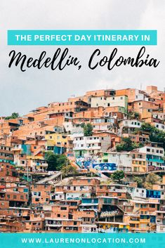 A step-by-step Medellín itinerary to make the most of one day in the city. Includes where to go, what to eat and what to do in Medellín! South America Destinations, South America Travel, Travel Destinations, Visit Colombia, Colombia Travel, Ushuaia, Bolivia, Quito, Ecuador