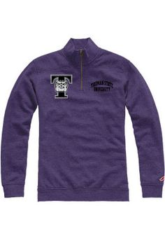 Product: Truman State University Bulldogs 1/4 Zip Sweatshirt