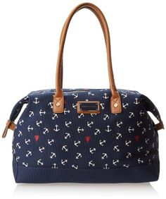 Tommy Hilfiger Nautical Critters Carson Shoulder Bag,Yachting Navy Multi,One Size Tommy Hilfiger,http://www.amazon.com/dp/B00HR151DQ/ref=cm_sw_r_pi_dp_Hbfwtb1THVDVANPJ