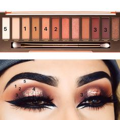 "1,049 Likes, 23 Comments - Rija (@rija_imran) on Instagram: ""Pictorial using the new @urbandecaycosmetics Naked Heat Palette  #pictorial #nakedheat…"""