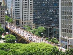 Viaduto Santa Ifigênia, São Paulo, Brazil