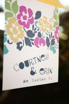 Courtney + Erin