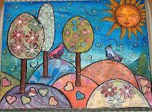 my art journal by Diane Salter