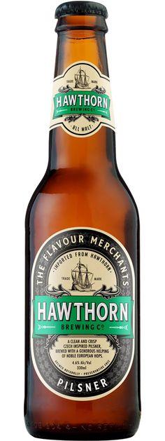 Hawthorn Brewing Co. Premium Pilsner
