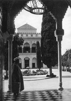 Palais du Pacha. S.E. Le Glaoui de Marrakech