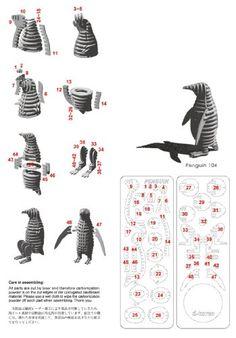 d-torso-Mini-Animal-Series-Penguin-2