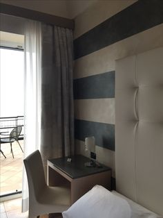 New Nest room with terrace facing the sea