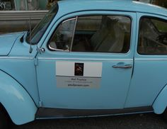 Paul Janson's VW - with book sign www.malpracitcemystery.com Mystery Books, Thriller, Beetle, Vw, Novels, Medicine, Beetles, Fiction, Medical Technology