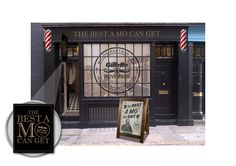 Nice idea. Gillette to open 'The Best a Mo Can Get' barbershop as part of Movember campaign just off Carnaby Street, London