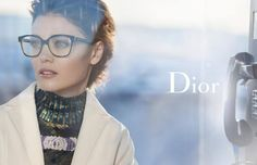 bb1d879ed68 Dior Eyewear 2015 (Dior)    All people in this campaign  Peter Lindbergh -  Photographer