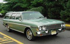 File:1964 Rambler Classic 770 wagon-green.jpg