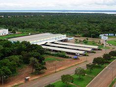 Hipermercado Caçulinha, Palmas, Tocantins, Brasil.  (porque fechou?)