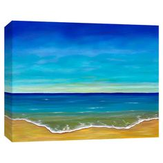 A Day at the Beach Giclee Print  at Joss and Main