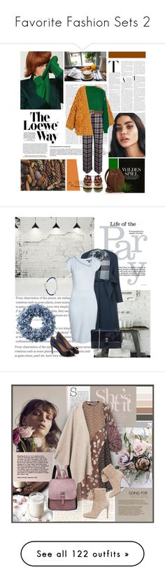 """""""Favorite Fashion Sets 2"""" by lysianna ❤ liked on Polyvore featuring Loewe, FRANZI, MANGO, Topshop, Tory Burch, Gucci, Prada, Jérôme Dreyfuss, Lumière and Delpozo"""