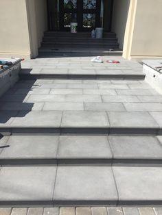 Lite Stone Concrete Stair Treads.