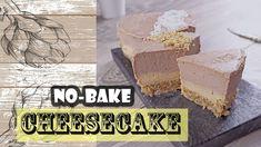 Layer Cheesecake, Baking Recipes, Feta, Raspberry, Easy Meals, Channel, Yummy Food, Breakfast, Youtube