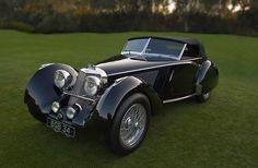 1937 Squire Corsica Roadster