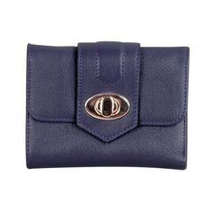 Karla Hanson - Purple Women's Wallet - $54.99/each This Ladies Fashion Wallet is made from cow leather with a golden finish, approximately 13 x 2 x 10.5 cm. Presented by  www.ecomcreator.com Fashion Wallet, Ladies Fashion, Womens Fashion, Wallets For Women Leather, Cow Leather, Continental Wallet, Leather Wallet, Purple, Lady