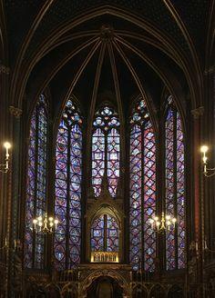 https://flic.kr/p/2235hxH   France   France. Saint Chapelle, Paris.