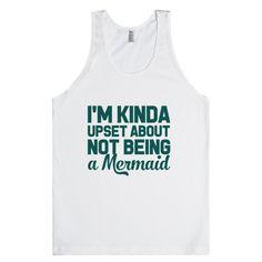 Not Being A Mermaid