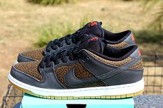 "Nike SB Dunk Low ""Giraffe"""