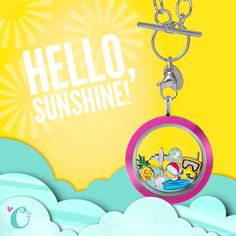 Hello, SUNSHINE!!  Visit: http://www.sarahsanders.origamiowl.com or  Like my page: https://www.facebook.com/sjsanders1100