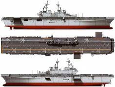 USS LHD-1 Wasp [Amphibious Assault Ship]