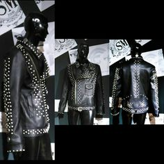 See 4 photos from 139 visitors to Strada Batiște. Leather Jackets, Four Square, Alexander Mcqueen Scarf, Punk, Style, Fashion, Swag, Moda, Fashion Styles