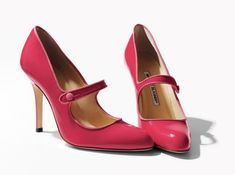 I so need pink shoes!