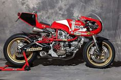 "Ducati XTR ""Pepo"" Endurance"