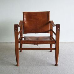 Safari chair Farstrup Denmark (1733)