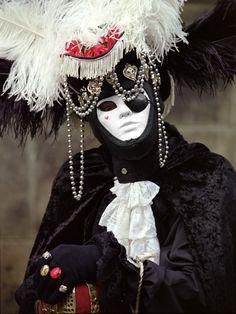 Venetian Mask by Bill McKelvie, via 500px