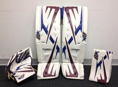 Custom set of Brians order your custom set at http://goalie.totalhockey.com/default.aspx