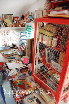 Daring DIY: Craft Room Caravans