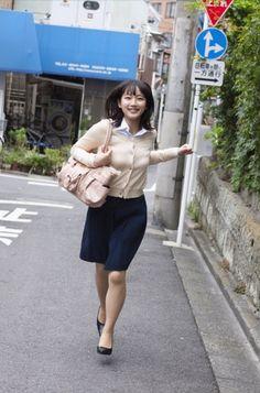 Tumblr: yoimachi:  吉岡里帆