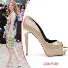 Jessica-Chastain-heels