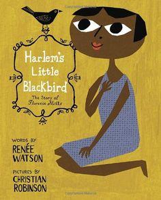Harlem's Little Blackbird by Renee Watson http://www.amazon.com/dp/0375869735/ref=cm_sw_r_pi_dp_QyIkxb1Z23ZNK