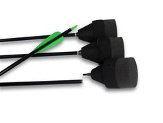 Foam tipped Arrows, SAFE and fit for larp archery combat game like Archery Tag Get archerytag equipment from https://www.etsy.com/shop/ArcherySky