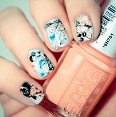 wish I could do my nails like this!!!!