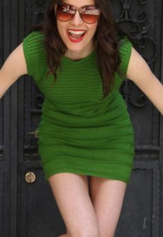 SALE Emerald Green Dress/Tunic-Sleeveless, Handmade: Emerald, Summer Collection by Wonderhand on piiqshop! Emerald Green Dresses, Get Dressed, Summer Collection, Fitness Fashion, Shirt Dress, Trending Outfits, My Style, Womens Fashion, How To Wear