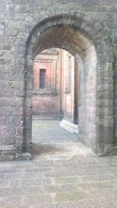 Door made of bricks not wood... @Softtek #photobook