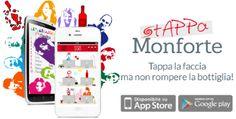 #StappaMonforte #App #Apple #Android
