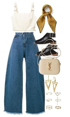 casual outfits for winter \ casual outfits ; casual outfits for winter ; casual outfits for work ; casual outfits for women ; casual outfits for school Mode Outfits, Retro Outfits, Classy Outfits, Stylish Outfits, Vintage Outfits, Fashion Outfits, Fashion Ideas, Polyvore Outfits Casual, School Outfits