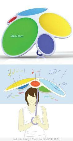 Drumbrella